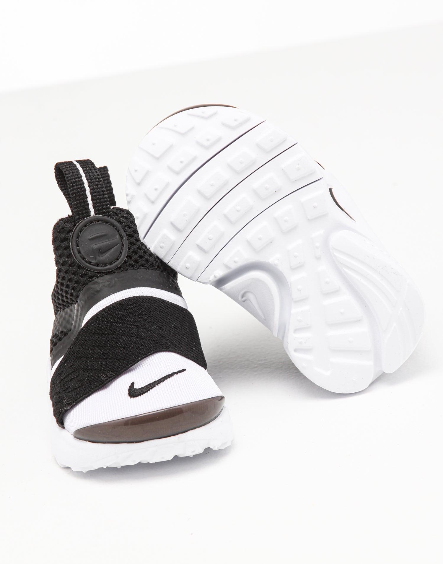 Nike Toddler Presto Extreme WhiteBlack