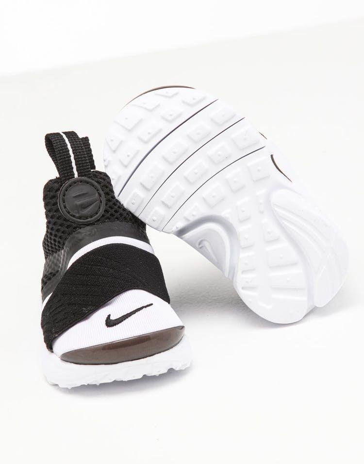 designer fashion undefeated x best website Nike Toddler Presto Extreme White/Black