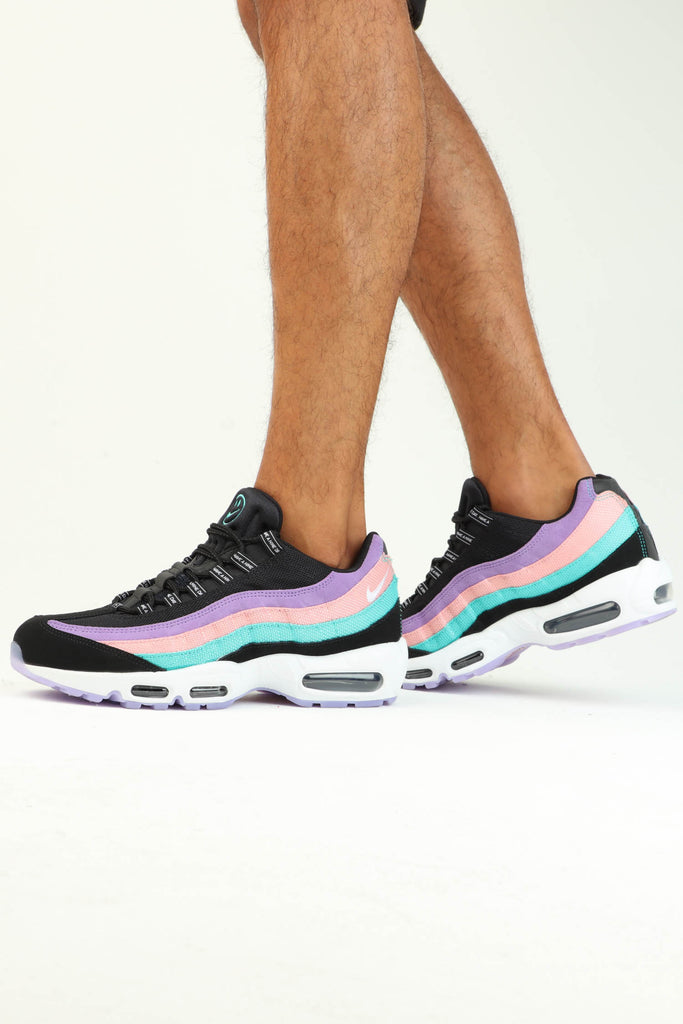 Day Blackwhitecoral Nike Max 95 Air ZkuTOPiX