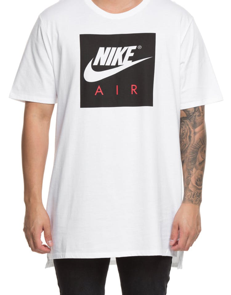 online store 56afd e7feb Nike Men s Sportswear Tee White White – Culture Kings