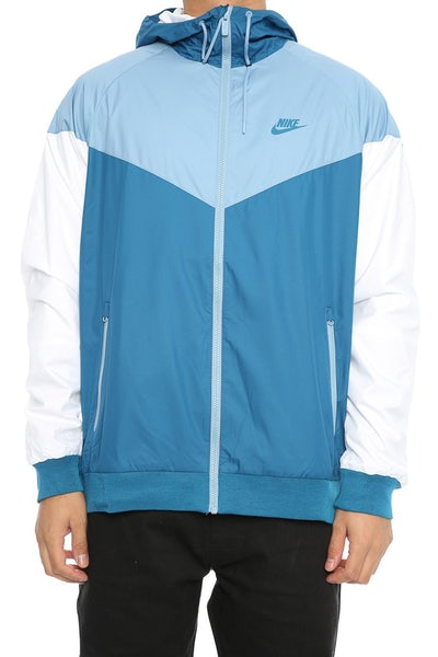 Nike Windrunner Jacket Blue/White