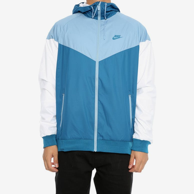 c5a6bd5007c7b Nike Windrunner Jacket Blue White – Culture Kings