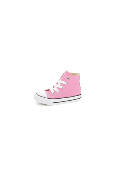 CONVERSE INFANT CHUCK TAYLOR ALL STAR HI PINK/WHITE