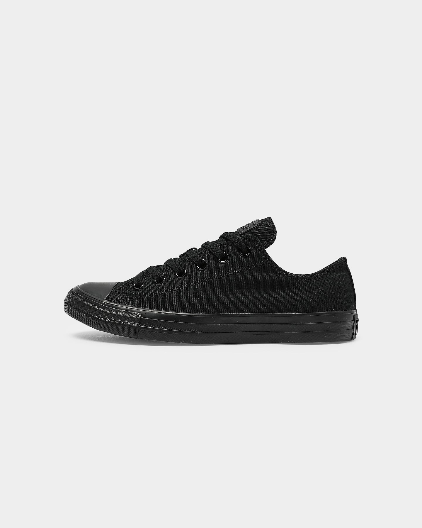WK Black Converse Chuck Taylor All Star High Tops | SNEAKERS | The Wiz Vault