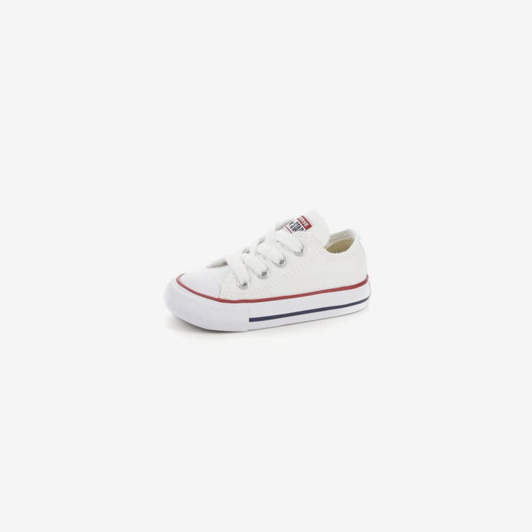 82b14138e5fd CONVERSE INFANT CHUCK TAYLOR ALL STAR LOW TOP WHITE RED NAVY – Culture Kings