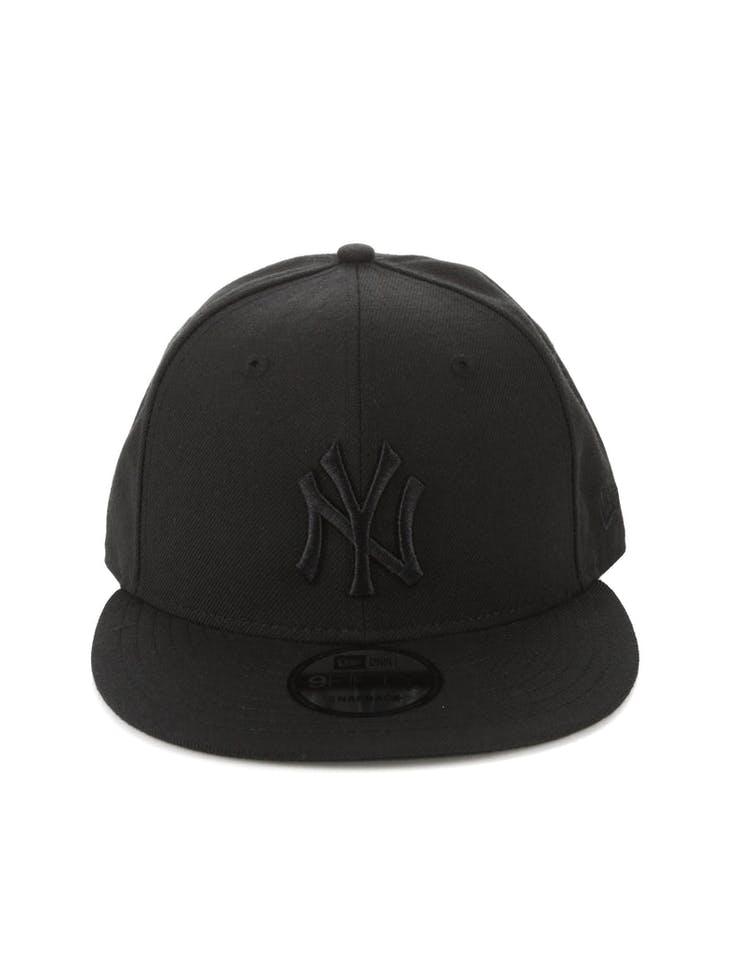 hot sale online c8784 8c549 New Era New York Yankees 9FIFTY Snapback Black Black – Culture Kings