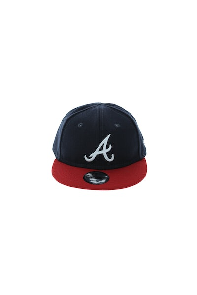 New Era My 1st Braves Snapback Navy/Red