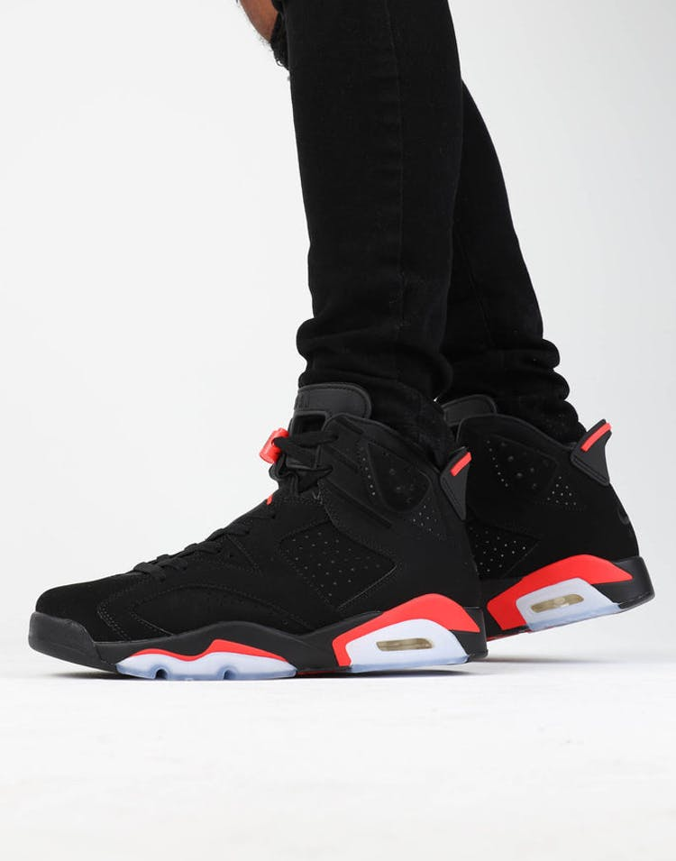 c47c088e8cb Jordan Air Jordan 6 Retro Black/Infrared – Culture Kings