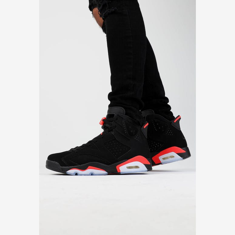 f1db2023426 Jordan Air Jordan 6 Retro Black Infrared – Culture Kings
