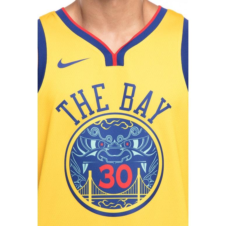 01b5c12d1 skvup Nike Golden State Warriors  30 Stephen Curry City Edition Swingman
