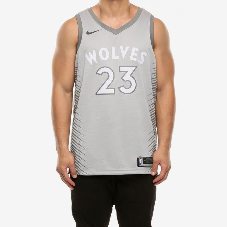 Jimmy Buttler  23 Minnesota Timberwolves Nike City Edition Swingman Je –  Culture Kings c08a71154