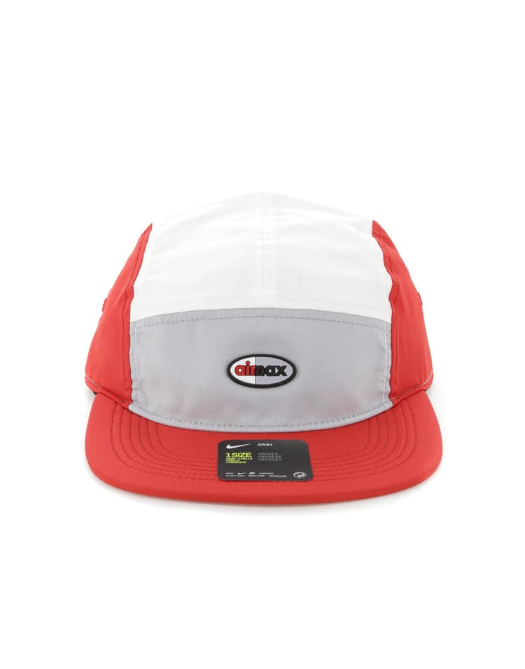 fe76fbe3af7 Nike Sportswear AW84 Cap Grey White Red – Culture Kings