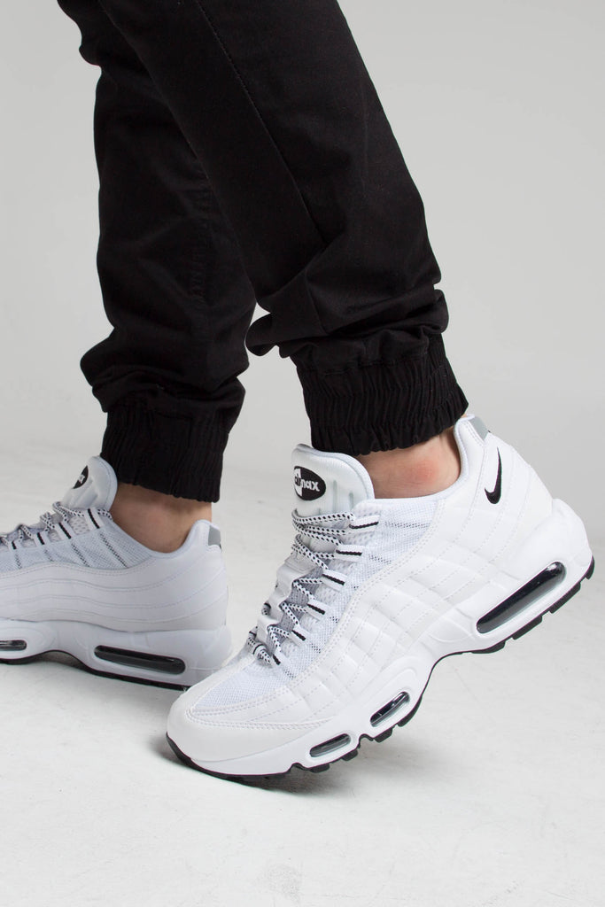 Nike Air Max 95 WhiteBlackBlack