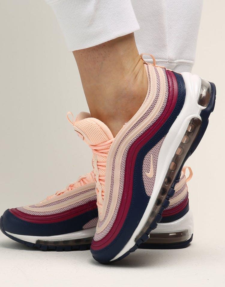 c2aabb44e3 Nike Women's Air Max 97 Crimson/Crimson/Pink – Culture Kings
