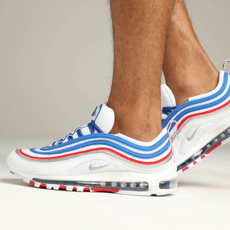 Nike Air Max 97 Royal/Metallic