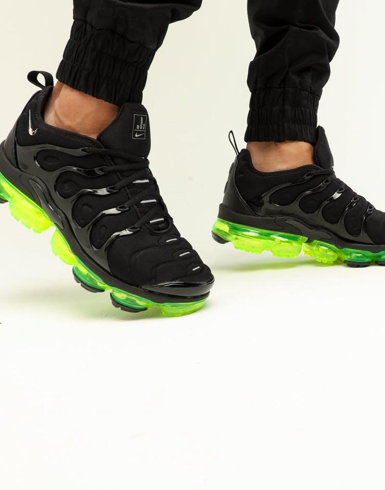 dfd71ab213b Nike Air Vapormax Plus Black Silver Volt – Culture Kings