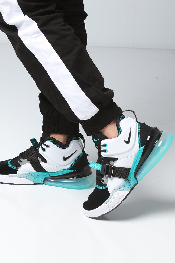 Nike Air Force 270 Black/Grey/Blue