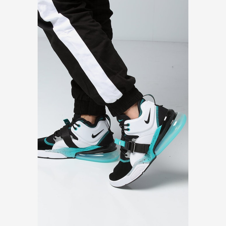 Nike Air Force 270 BlackGreyBlue