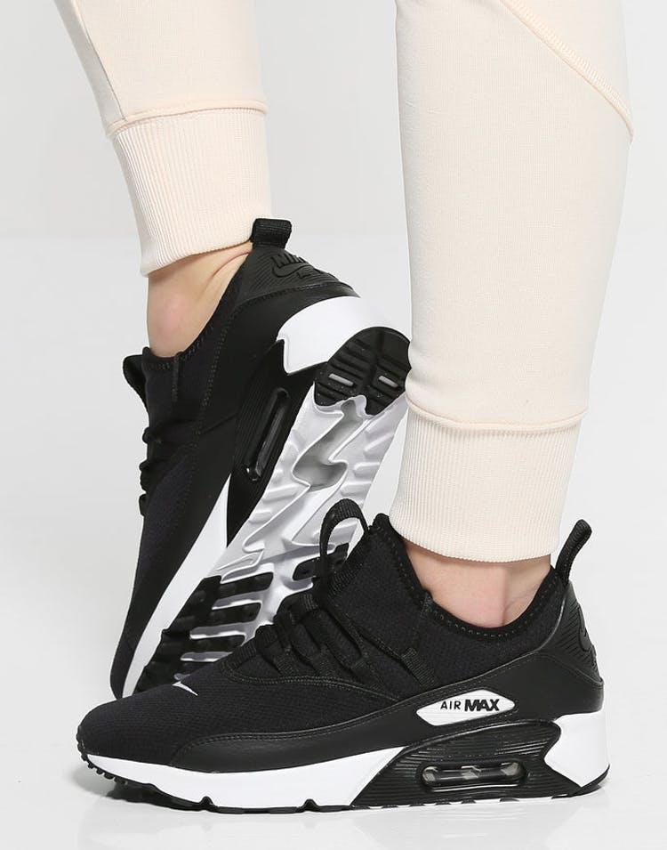 72f1e7d21c Nike Women's Air Max 90 EZ Black/White | AO1520 003 – Culture Kings