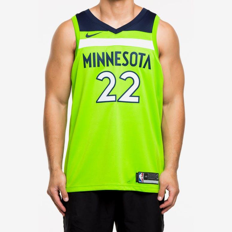 Nike Minnesota Timberwolves  22 Andrew Wiggins Alternate Swingman Jers –  Culture Kings f741d5a47