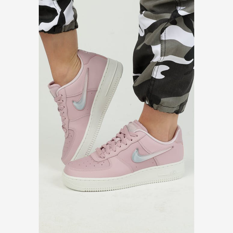 Nike Women s Air Force 1  07 SE Premium Off Plum Chalk Obsidian – Culture  Kings 7c7e67f99
