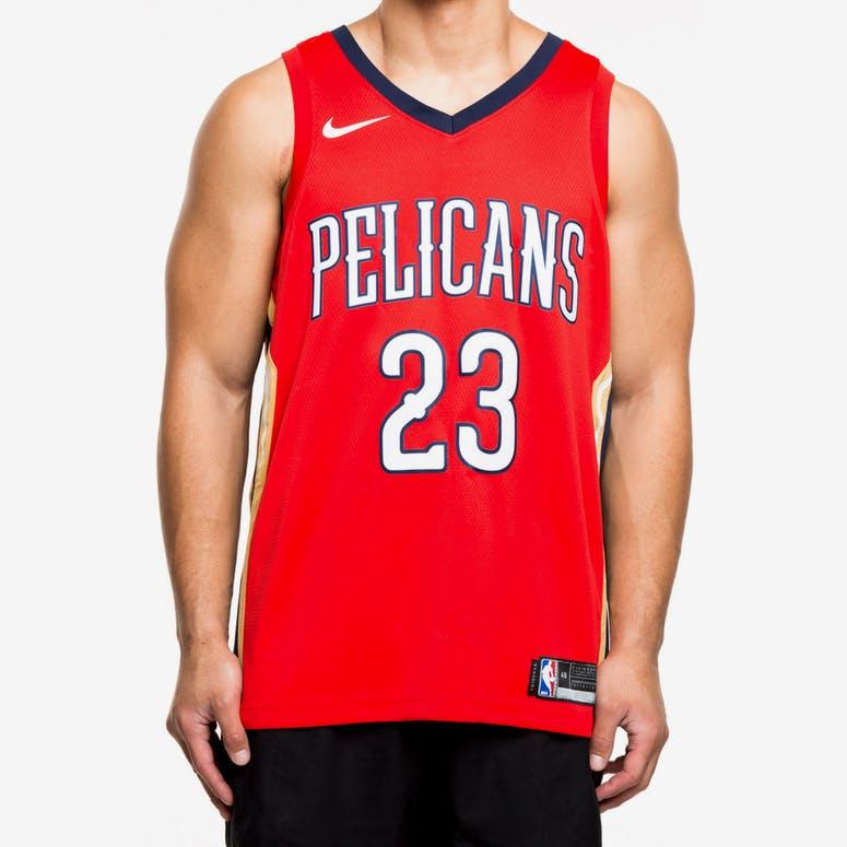 Nike New Orleans Pelicans  23 Anthony Davis Statement Edition Swingman –  Culture Kings fb84ab02e
