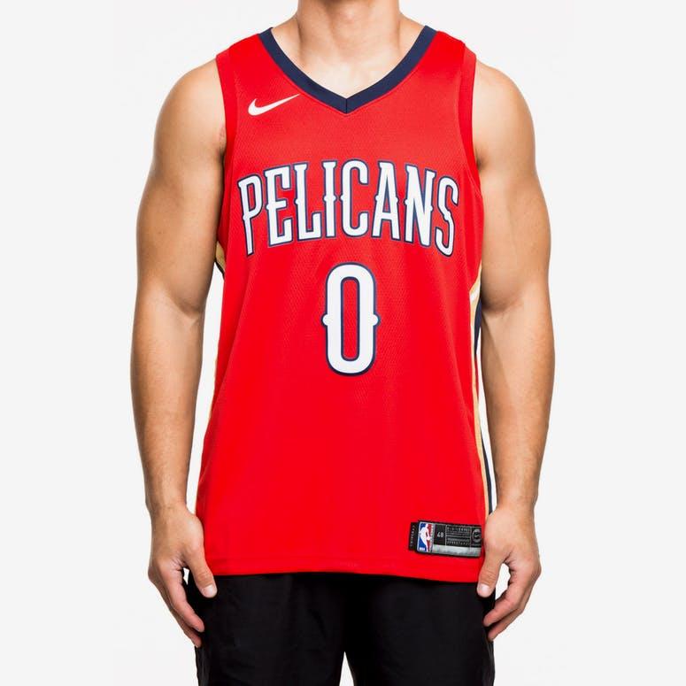 Nike New Orleans Pelicans  0 DeMarcus Cousins Statement Edition Swingm –  Culture Kings 32f0c2204