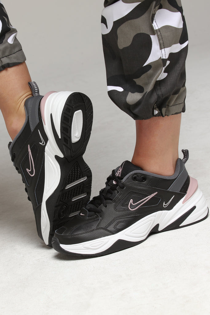 Nike Women's M2K Tekno Black/Plum