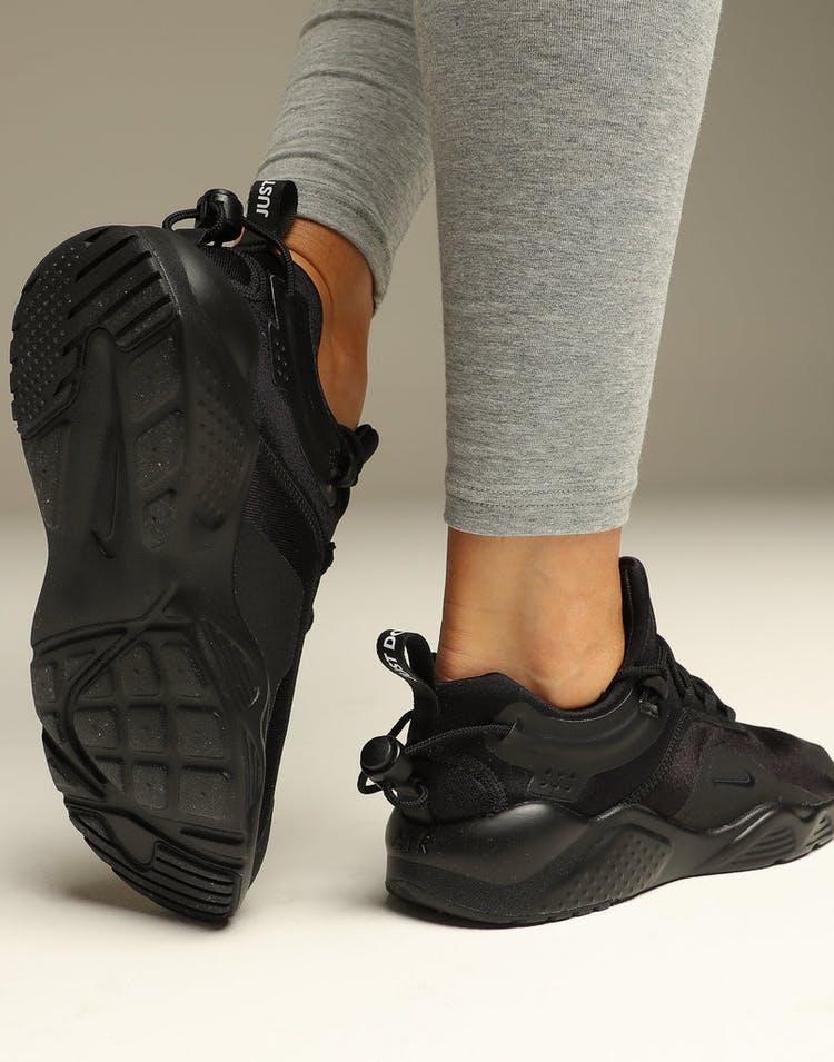 a87425d206a6 Nike Women s Air Huarache City Move Black Black White – Culture Kings