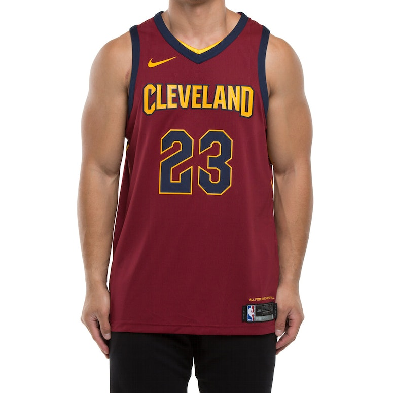 nike lebron james 23 cleveland cavaliers icon edition. Black Bedroom Furniture Sets. Home Design Ideas