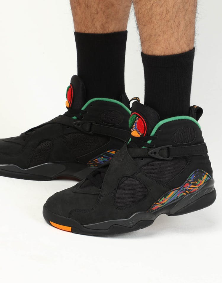 4b4cdaa91 Jordan Air Jordan 8 Retro Black Violet – Culture Kings