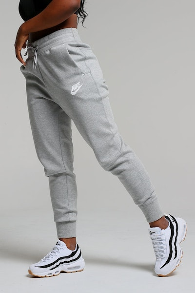 Nike Women's Sportswear Tech Fleece Trousers Dark Grey