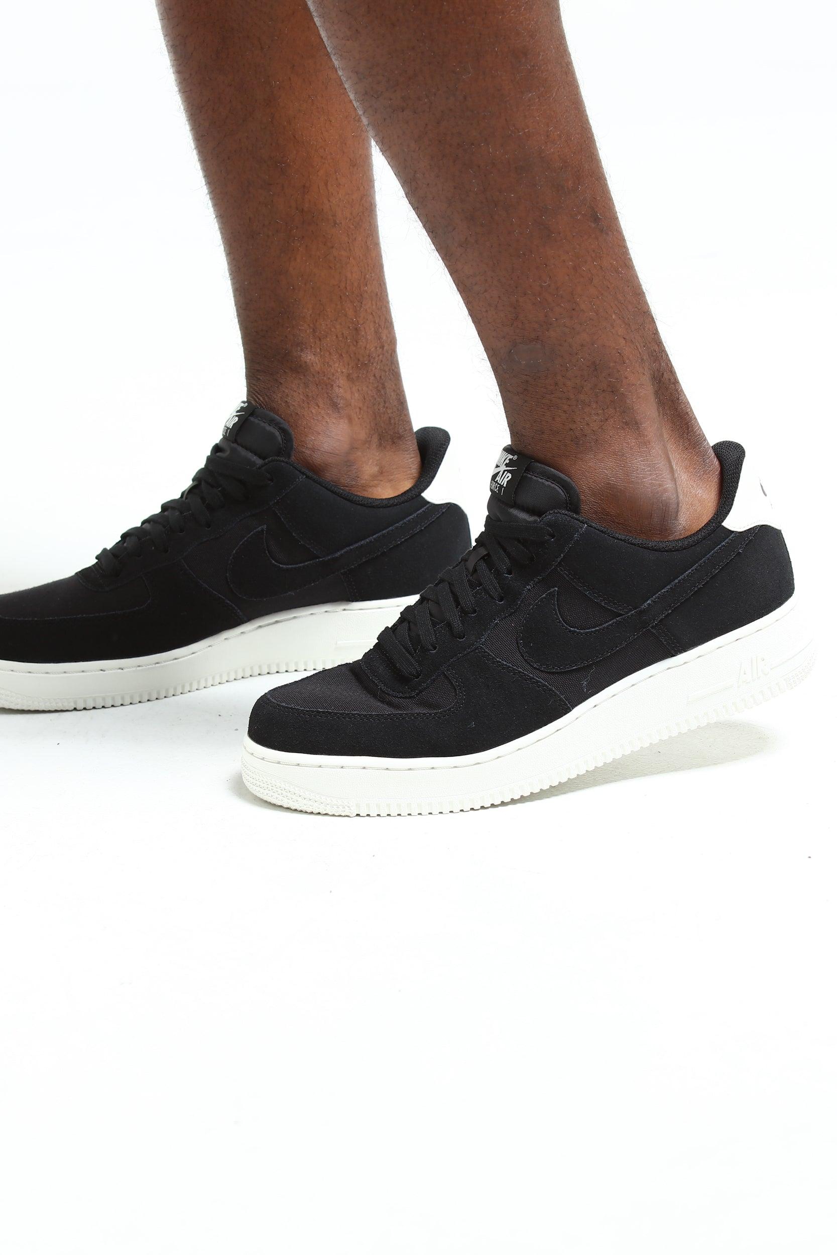Nike Air Force 1 '07 Suede BlackCream