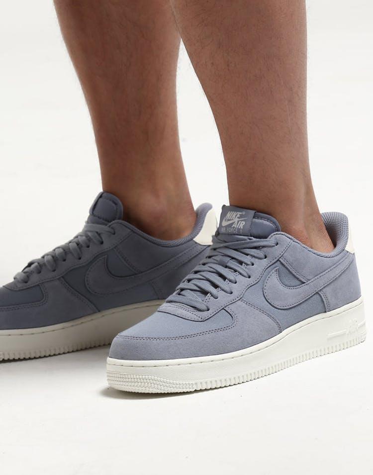 2db287933f7c7 Nike Air Force 1  07 Suede Slate Grey Cream – Culture Kings