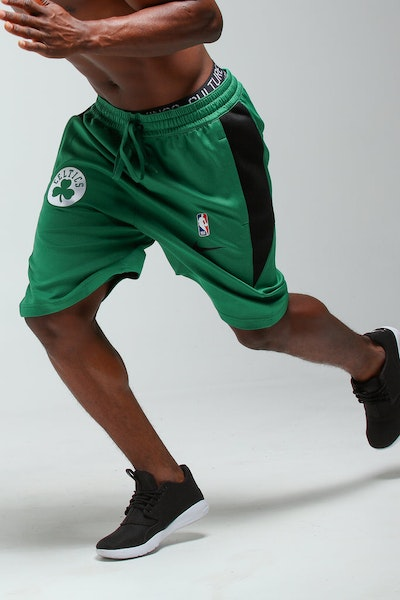 Nike Boston Celtics Therma Flex Short Clover/Black