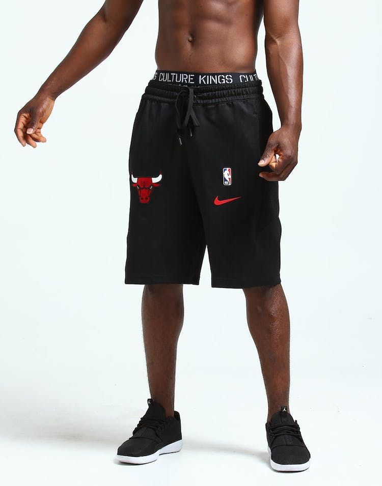 144a6141cac43 Nike Chicago Bulls Therma Flex Short Black/Red – Culture Kings