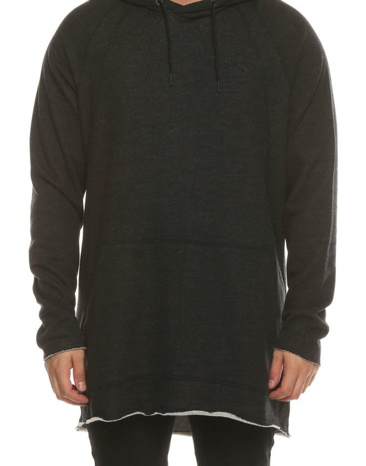 78e6a8059d73ec Jordan Sportswear Wings Lite Hood Black Heather Black – Culture Kings