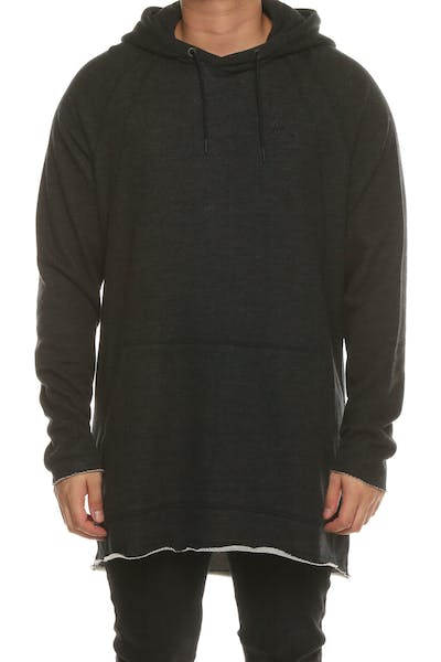 Jordan Sportswear Wings Lite Hood Black Heather/Black