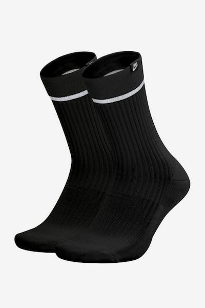 Nike Sneaker Sox Essential Crew Sock Black/White