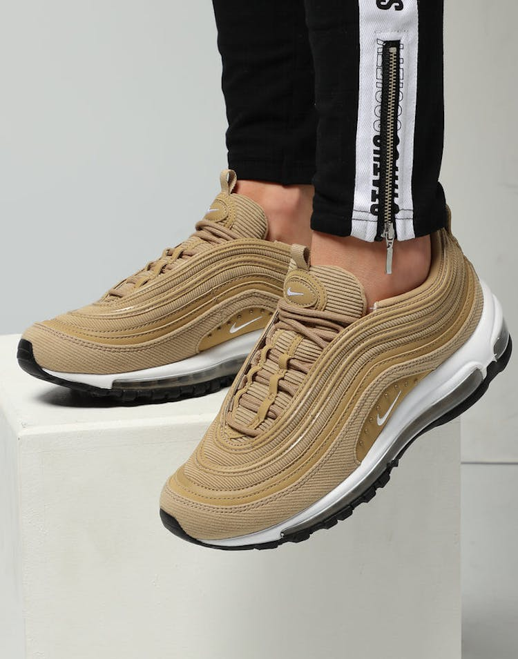 f295d7abd7246 Nike Women's Air Max 97 Special Edition Beige/White/Black – Culture Kings