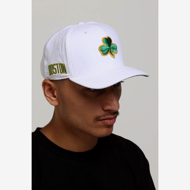 7b7947eab80 Nike Boston Celtics City Edition Dry Arobill Classic99 Snapback White  –  Culture Kings