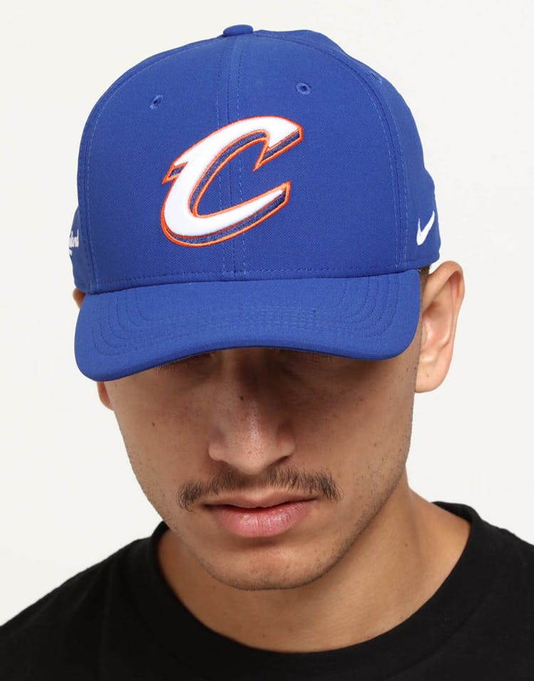 ed8f943f9afe Nike Cleveland Cavaliers City Edition Dry Arobill Classic99 Snapback B –  Culture Kings