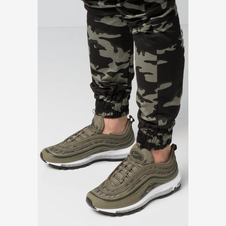 Nike Air Max 97 AOP Olive Olive Black – Culture Kings 0acb58a78