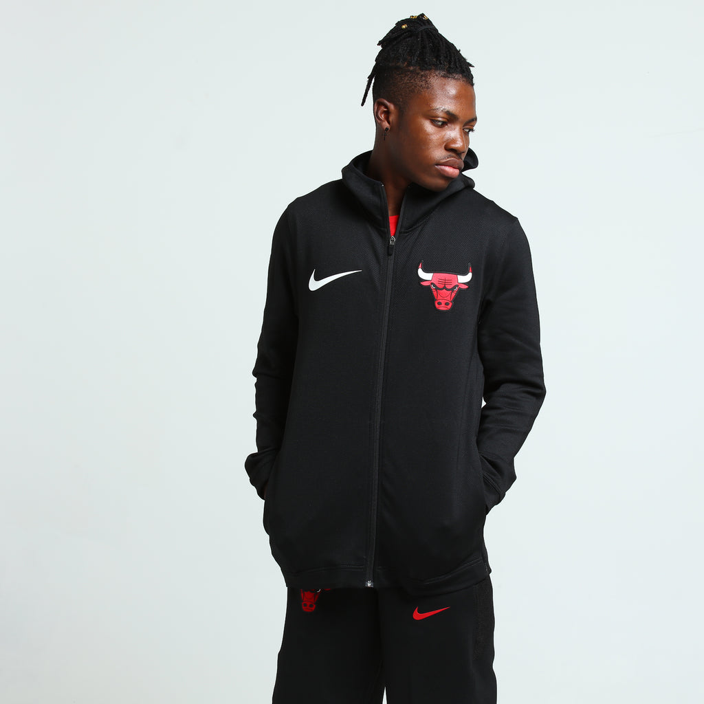 1272bc0ada8 ... hoodie university red mens replica 899876 657 a963a 7929a  promo code  for nike chicago bulls therma flex showtime hood full zip black black white  f3c61