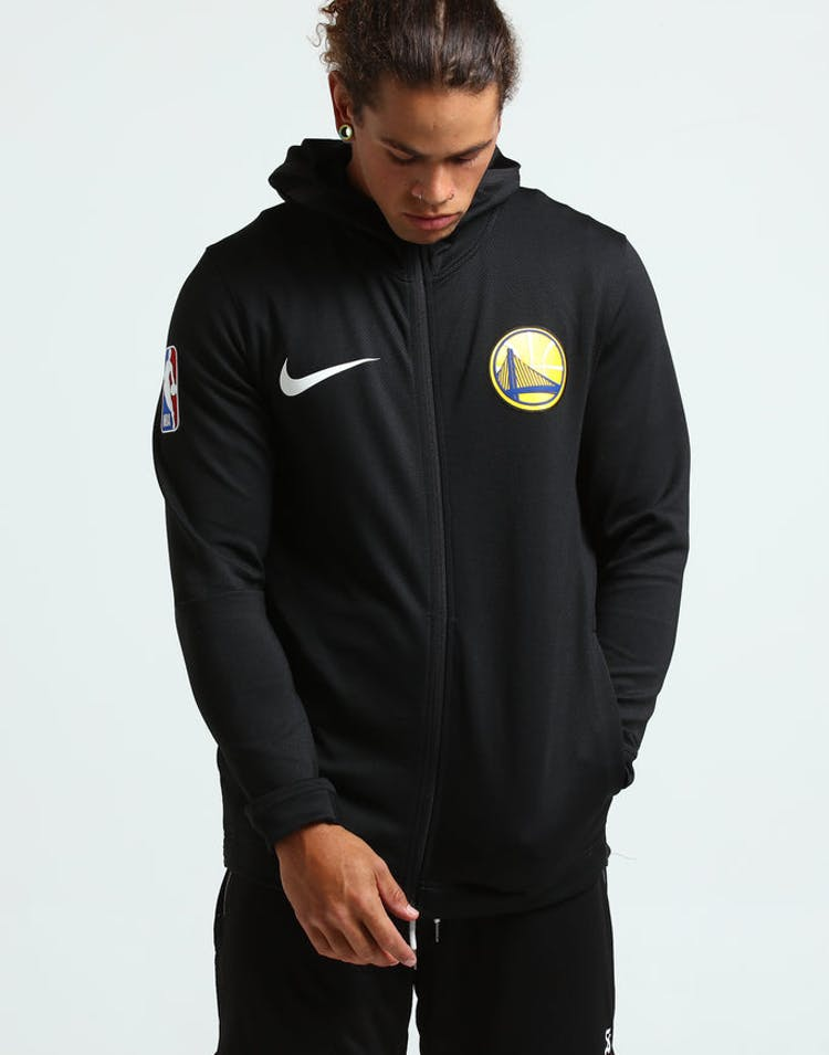 f2fba7a26caa Nike Golden State Warriors Therma Flex Showtime Black White – Culture Kings