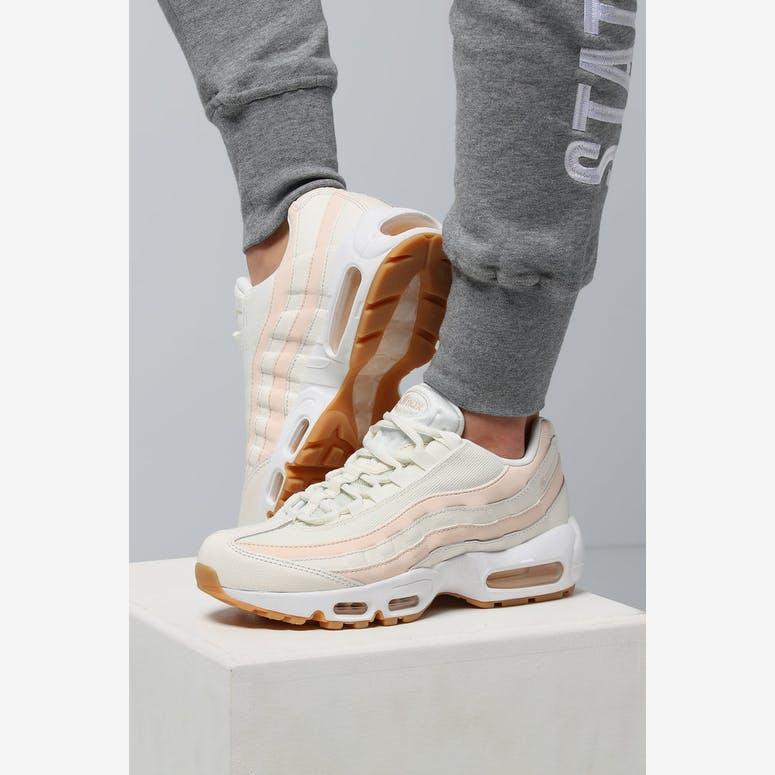 c31a86a4062 Nike Women s Air Max 95 OG Cream White Gum