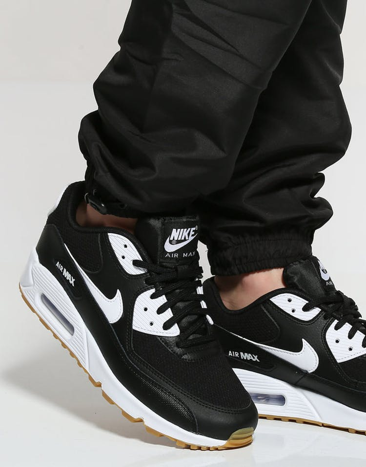 023fe153c4 Nike Women's Air Max 90 Black/White/Gum | 325213 055 – Culture Kings