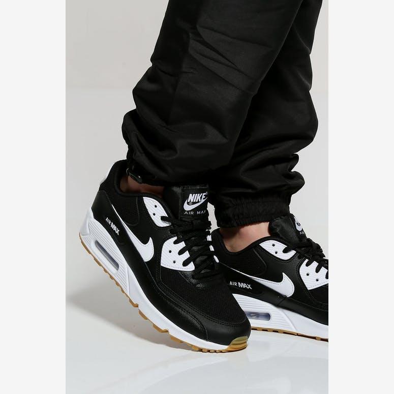 cd3233332494 Nike Women s Air Max 90 Black White Gum