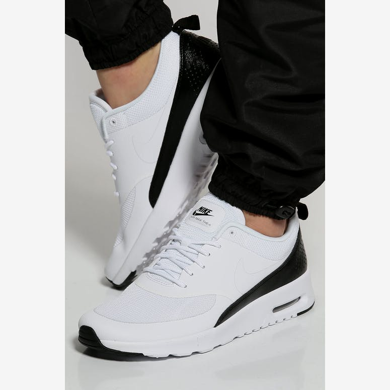 31ef4293abcfa5 Nike Women s Air Max Thea White Black