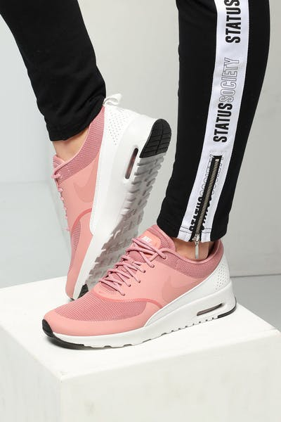 info for 32197 86569 Nike Women s Air Max Thea Pink White Black